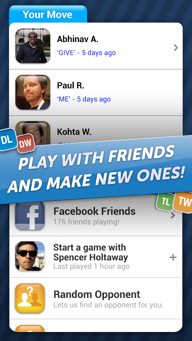 Words With Friends Classic screenshot #3