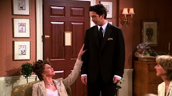 The One With Chandler and Monica's Wedding (Part 2)