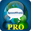 SpeechTrans Pro & Flight Track logo