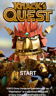 KNACK's Quest™- screenshot thumbnail