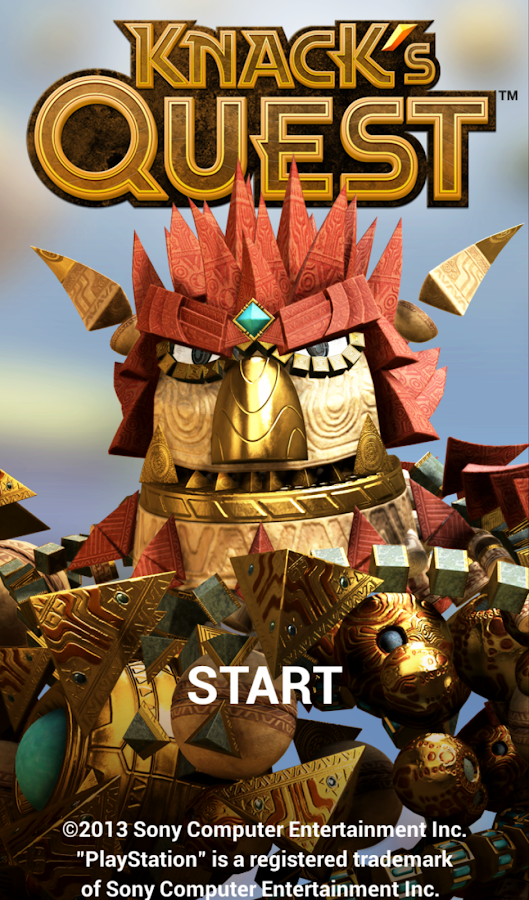 KNACK's Quest™- screenshot