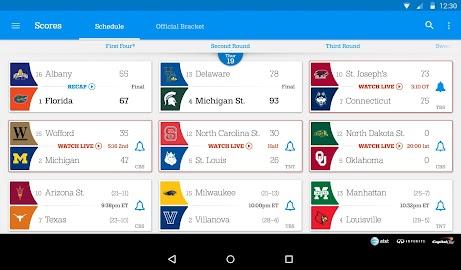NCAA March Madness Live Screenshot 15
