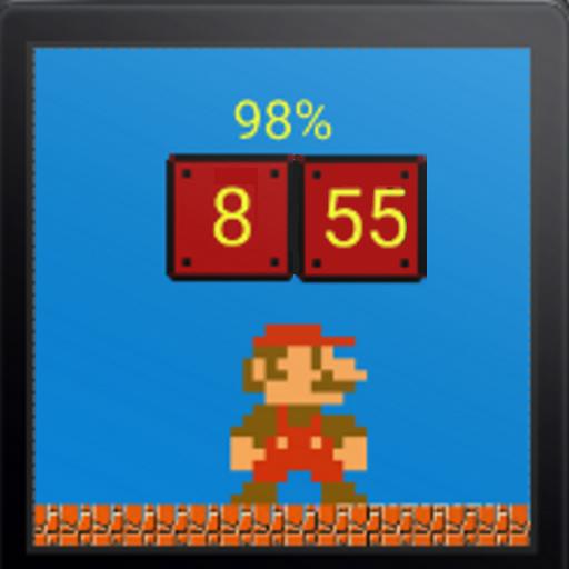 Watch Face-Mario