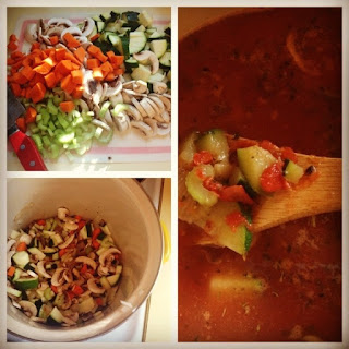 (never fail) Vegetable Barley Soup