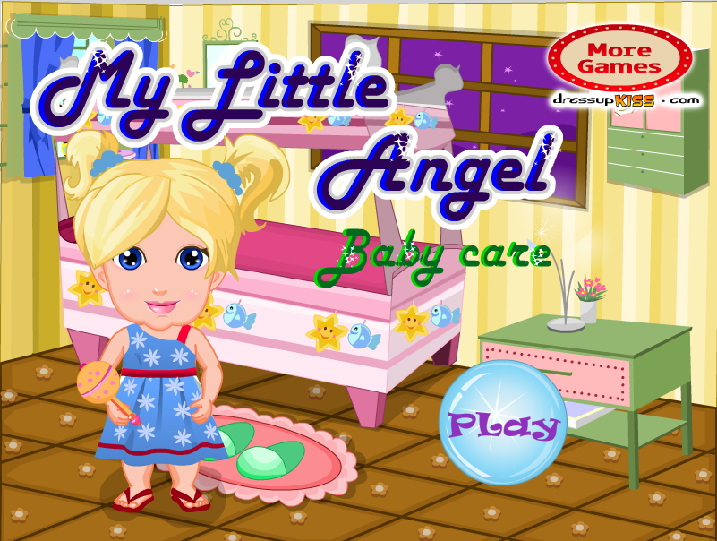My little angel- screenshot