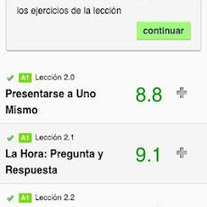 ▷ Aprende inglés gratis con la app para Android: Wlingua