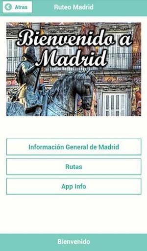 Ruteo Madrid