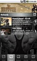 Screenshot of Big Muscle Shop