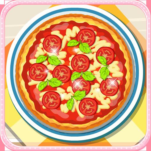 休闲のピザ料理ゲームを作る LOGO-記事Game