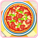 Make Pizza Cooking Games icon