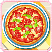 Make Pizza Cooking Games
