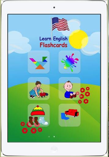 Baby English Flashcards