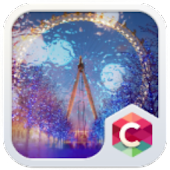 London Eye C Launcher Theme