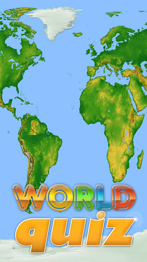 Geography Logo Quiz - World