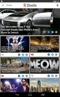 Pixable - Trending News - screenshot thumbnail