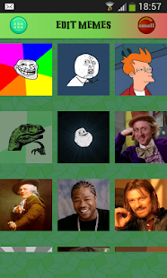 Memes Quotes Smileys for chat - screenshot thumbnail