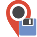 Save location AdFree icon