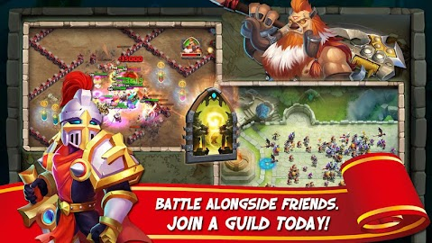 Castle Clash: Age of Legends Captura de pantalla 22