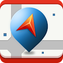 Mapbar Map icon