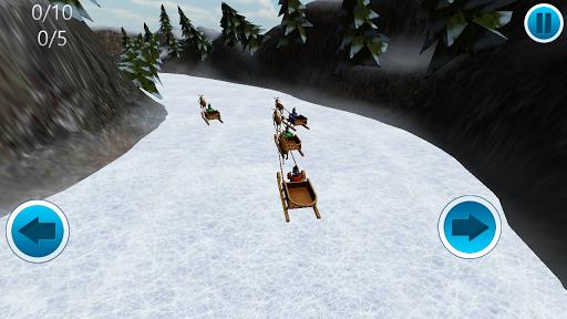 Santa Rivals 3D