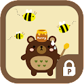 Honey Bear protector theme
