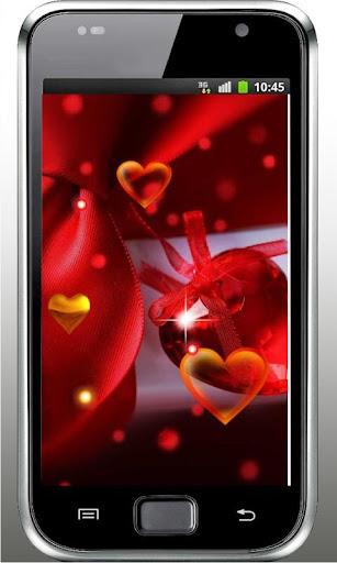 Valentines Hearts 2015 HQ LWP