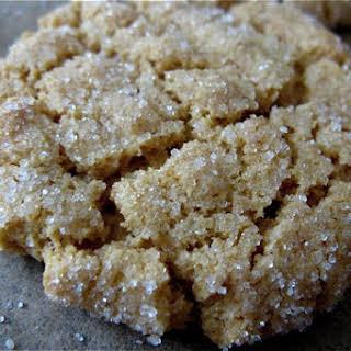 Sensational Peanut Butter Cookies.