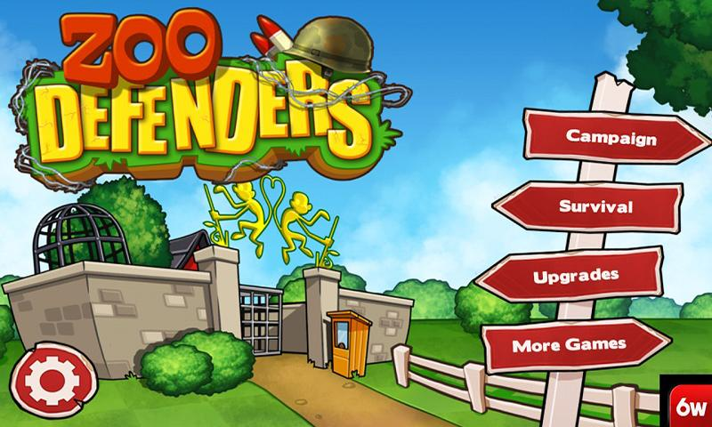 Zoo Defenders - screenshot
