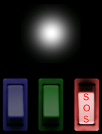 Flashlight Torch with SOS- screenshot