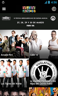 Vive Latino 2014 - screenshot thumbnail