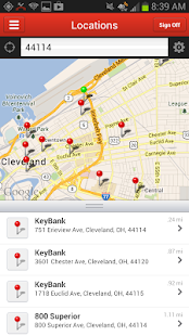 KeyBank Mobile - screenshot thumbnail