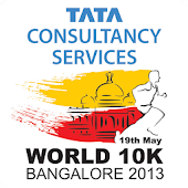 TCS World 10k Bangalore 2013