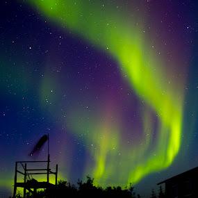 by Sam Simon - Landscapes Starscapes