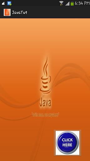 JavaTut