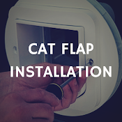 Cat Flap Installation in Chesterfield