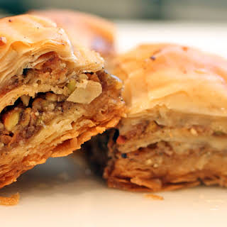 Fastest Baklava Ever.