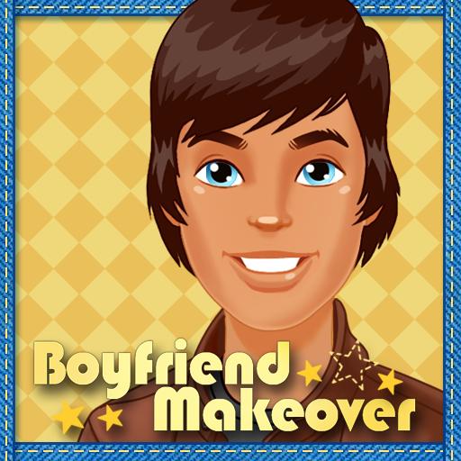 Boyfriend Makeover LOGO-APP點子