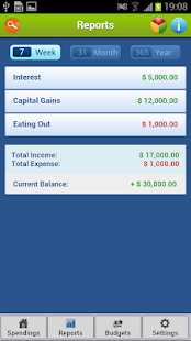 Zeal Money Tracker - screenshot thumbnail