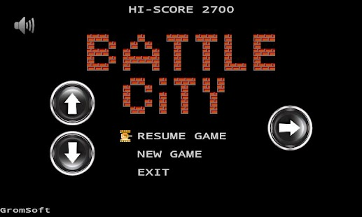 Android Battle City - screenshot thumbnail