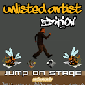 Jump on Stage- Unlisted Artist icon