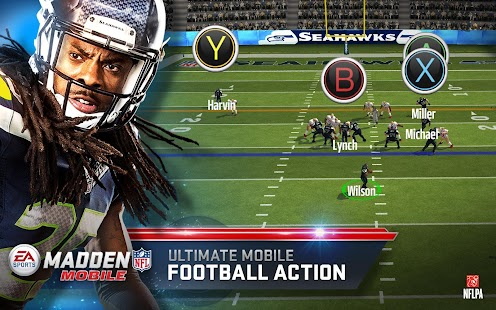 Madden NFL Mobile Screenshot 14