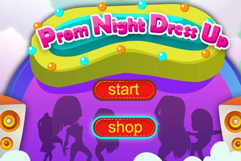 Girls Design Their Own Clothes Games Online Dress Up Prom Night Girls Game