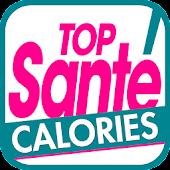 Top Santé : Compteur calories