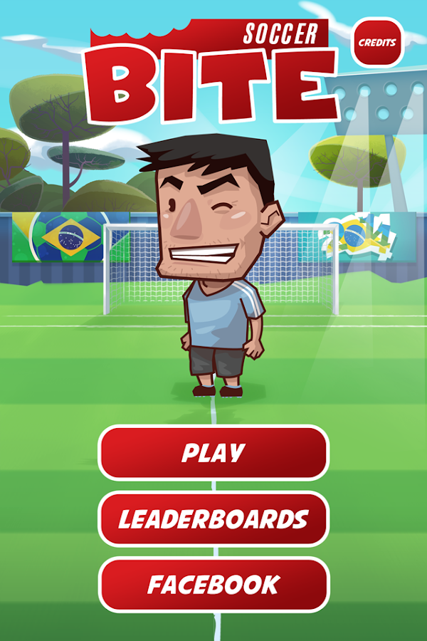 Soccer Bite- screenshot