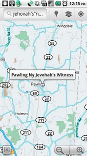 Kingdom Hall Locator - screenshot thumbnail