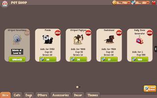 Screenshot of Lovely Pets