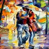 Love Pair Live Wallpaper