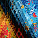 Sochi 2014. Live pattern icon