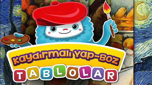 Yap-Boz Tablolar