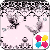 Gothic & Girly Wallpaper Theme